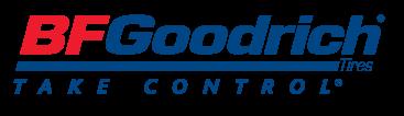 llantas marca BF Goodrich